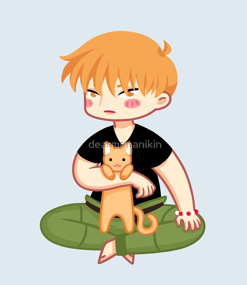 Fruits Basket Kyo by ohnohero
