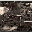 All Aboard Locomotive by mindydidit
