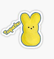 Peepachu Sticker