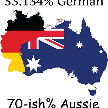 50,314% deutscher, 70-iger Aussie von Upbeat
