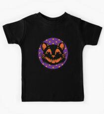 Spooky Cat Kids Tee