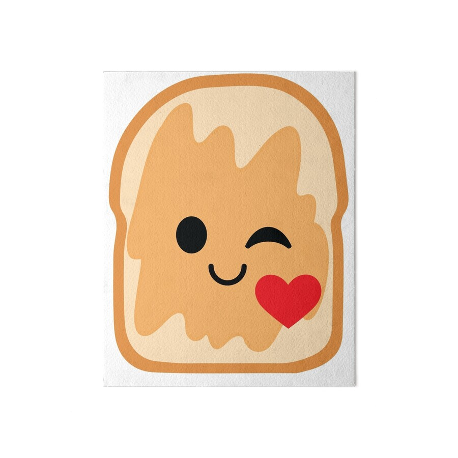 Image result for cartoon images of peanut butter on toast