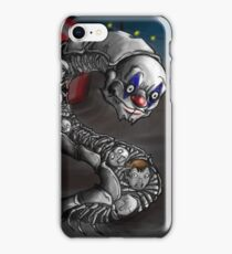 Coulrophobia iPhone Case/Skin