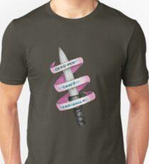 Dead Men Can't Catcall Unisex T-Shirt