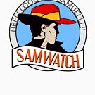 Samwatch by pixelsbreakfast