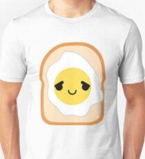 Bread with Egg Emoji Pretty Please T-Shirt