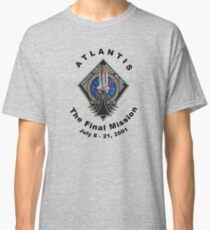 STS-135 - The Final Mission Classic T-Shirt