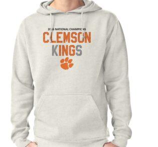 Clemson Kings Clemsoning T Shirts Co Von Jasonkwheeler Redbubble