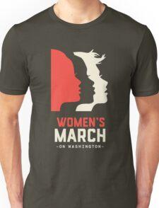 Women's March on Washington 2017 Official Unisex T-Shirt