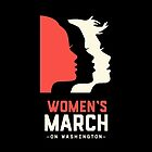 Women's March on Washington 2017 Official by VeronicaEvans