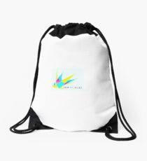 Break the Silence Drawstring Bag