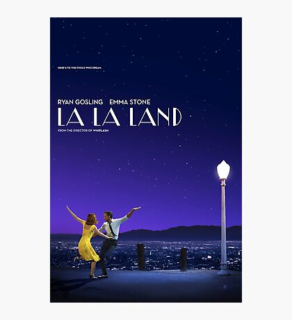 La La Land Photographic Print