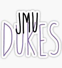 JMU layer Sticker
