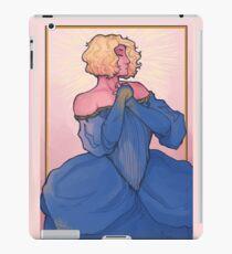 Sun King Dress Fling  iPad Case/Skin