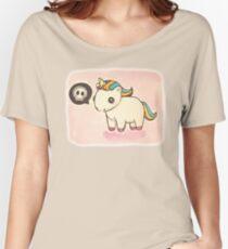 Dark Unicorn Women's Relaxed Fit T-Shirt