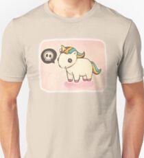 Dark Unicorn Unisex T-Shirt