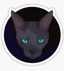 Clan Leaders - Bluestar Sticker