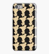 Sherlock Holmes of Baker Street iPhone Case/Skin