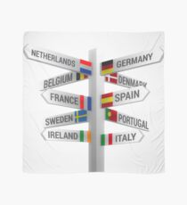 European Signs Scarf