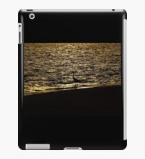Sunset Silhoutte iPad Case/Skin