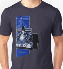 Francois Cevert - F1 1973 T-Shirt