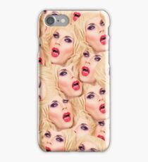 Katya Face iPhone Case/Skin
