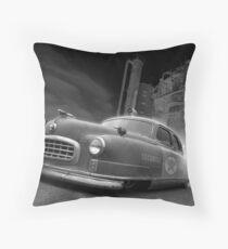 Gas Cops Throw Pillow