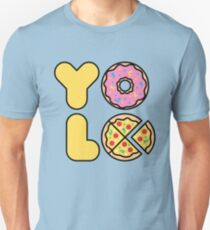 YOLO You Only Lift Once T-Shirt