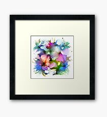 beautiful bouquet Framed Print