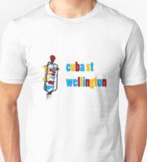 Cuba St x Wellington Unisex T-Shirt
