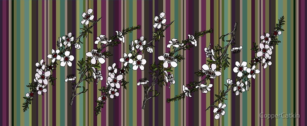 Manuka Stripe by CopperCatkin