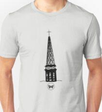 Westworld - The Church Unisex T-Shirt