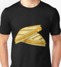 Glitch Food grilled cheese T-Shirt