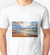 Guincho. Beach light Unisex T-Shirt