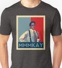 Bill Lumbergh Quote mmmkay Funny Office Space T-Shirt