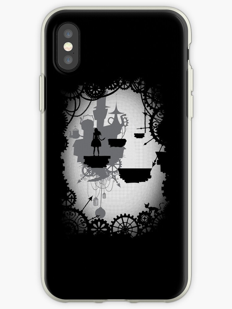 'Alice in Limbo' iPhone Case by istaria