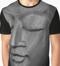 Serene Buddha Graphic T-Shirt