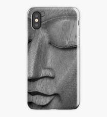 Serene Buddha iPhone Case