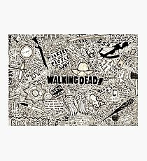 TWD Photographic Print