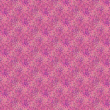 Pink Abstract Brushstroke by GabsBuckingham