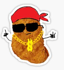 Nug Life - Original Sticker