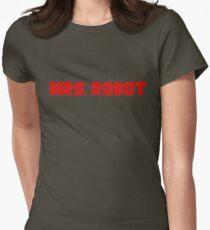 Mrs (miss) Robot T-Shirt