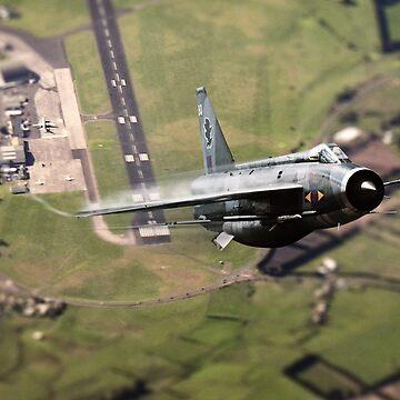 Getting Airborne by aviationart