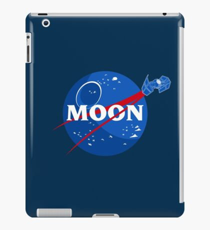 That's no Moon... iPad Case/Skin