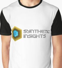 Mass effect Synthetic Insights Graphic T-Shirt