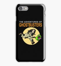 TinTin Ghostbusters iPhone Case/Skin