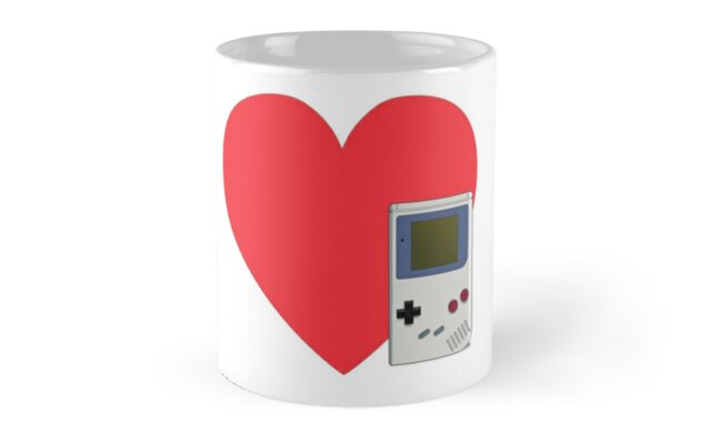 Love Gameboy by Zzart