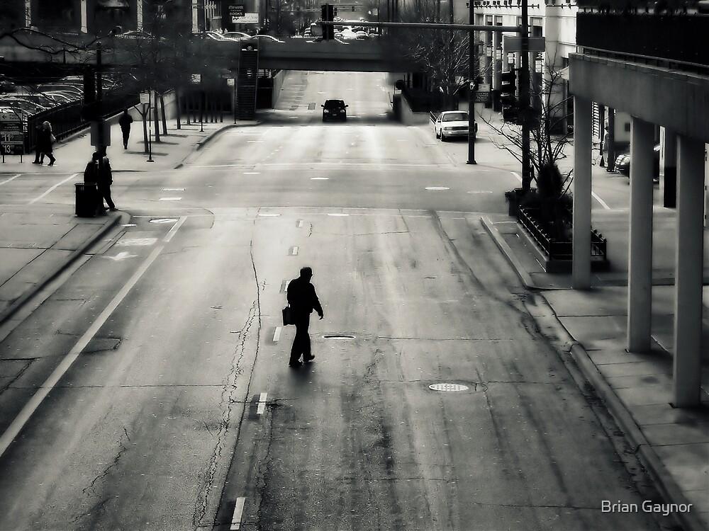 Urban Loneliness by Brian Gaynor