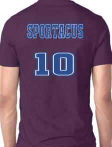 SPORTACUS 10. Unisex T-Shirt