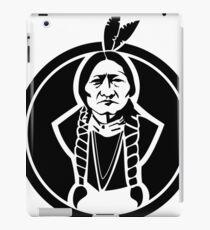Sitting Bull Native American iPad Case/Skin